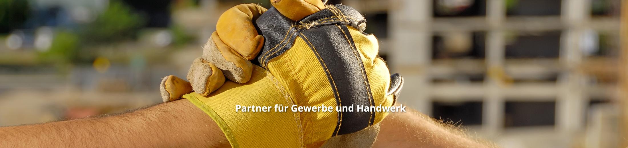 Banner-Handwerk-Gewerbe
